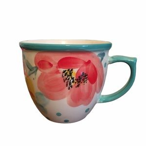 THE PIONEER WOMAN Large Floral Mug